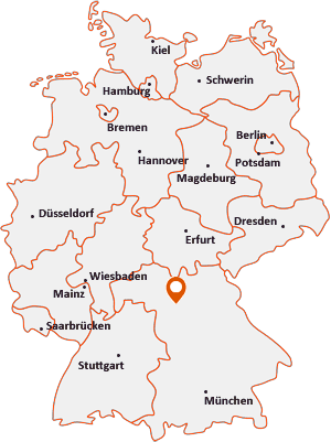 Wo liegt Lonnerstadt