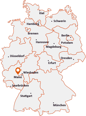 Wo liegt Lorch (Rheingau)