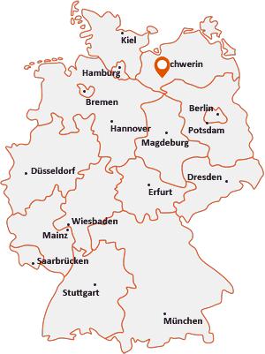 Wo liegt Ludwigslust