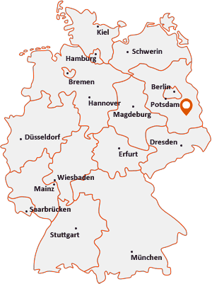 Karte Spreewald Lubbenau.Postleitzahl Lubbenau Spreewald