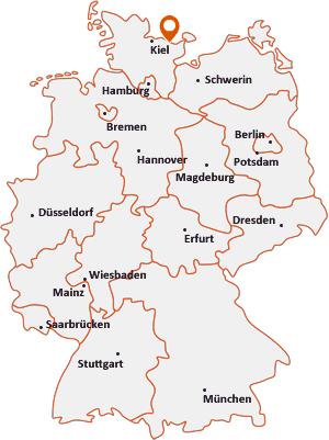 Wo liegt Lütjenburg