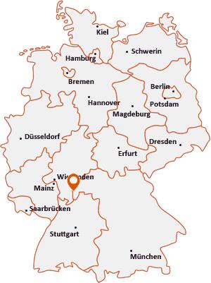 Wo liegt Lützelbach