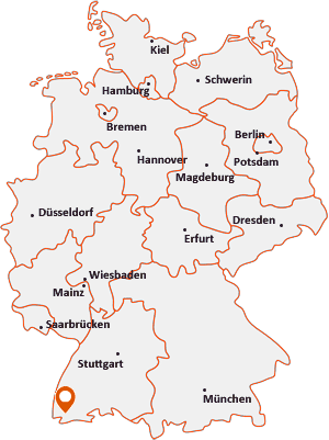 Wo liegt Malsburg-Marzell