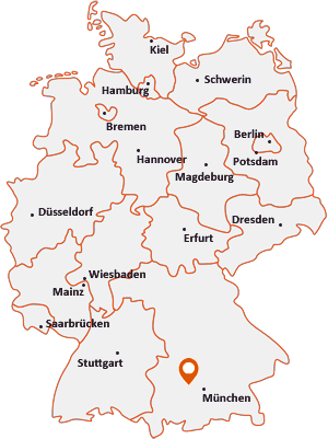 Wo liegt Mammendorf