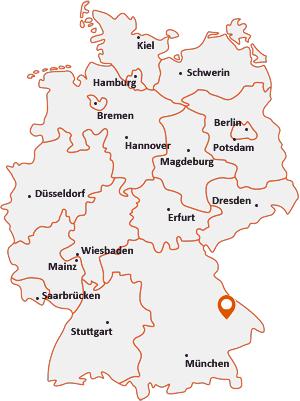 Wo liegt Mariaposching