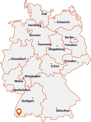 Wo liegt Maulburg