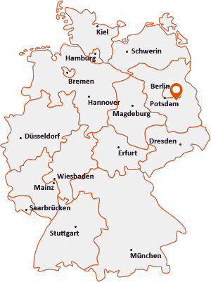 Wo liegt Mittenwalde