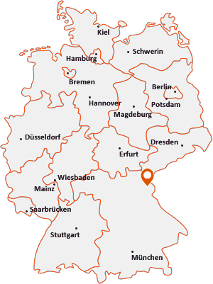 Wo liegt Mitterteich