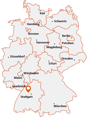 Wo liegt Mönsheim