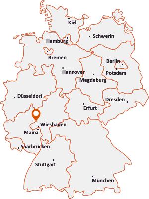 Wo liegt Netzbach