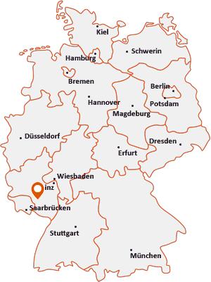 Wo liegt Niederstaufenbach