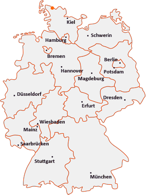 Wo liegt Nordhackstedt
