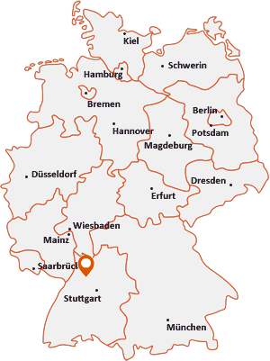 Wo liegt Oberderdingen