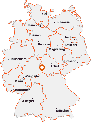 Wo liegt Oberelsbach
