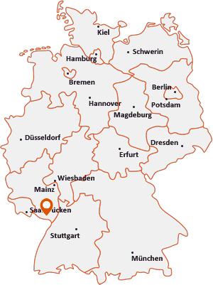Wo liegt Oberschlettenbach