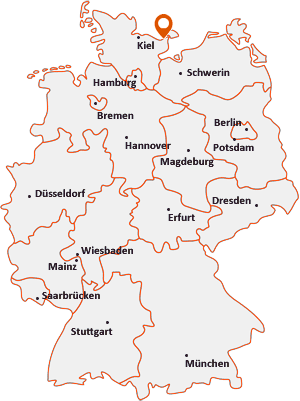 Wo liegt Oldenburg in Holstein