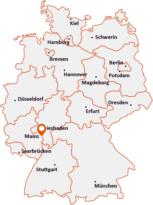 Wo liegt Oppenheim