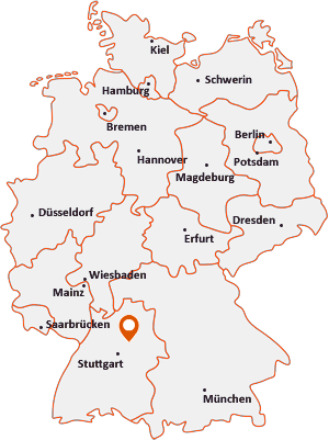 Wo liegt Oppenweiler