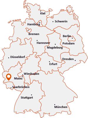 Wo liegt Osburg