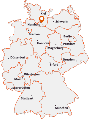 Wo liegt Oststeinbek