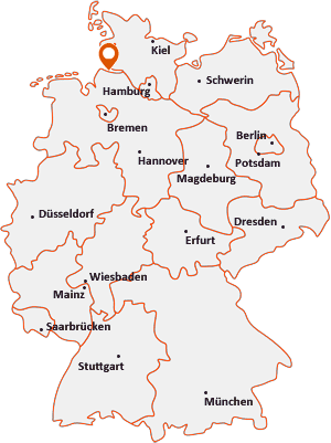 Wo liegt Otterndorf
