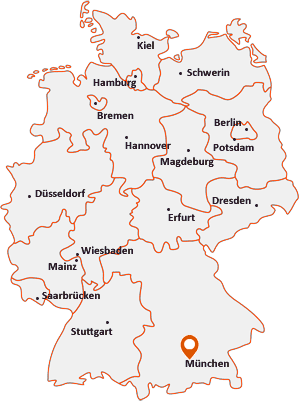 Wo liegt Ottobrunn