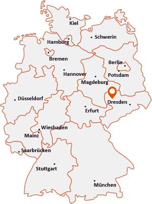 Wo liegt Parthenstein