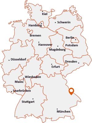 Wo liegt Patersdorf