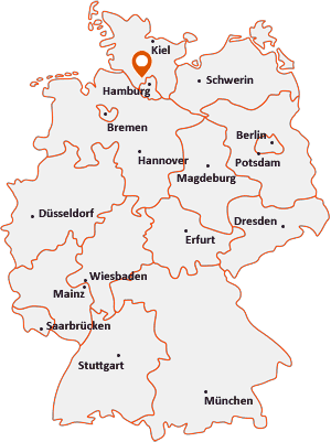 Wo liegt Pinneberg