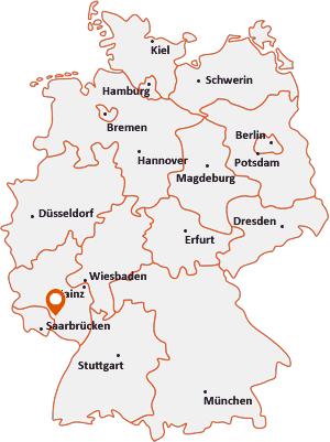Wo liegt Quirnbach (Pfalz)