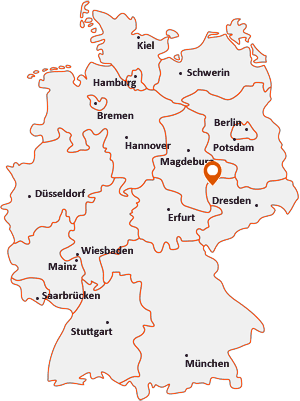 Wo liegt Rackwitz