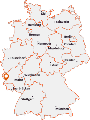 Wo liegt Ralingen