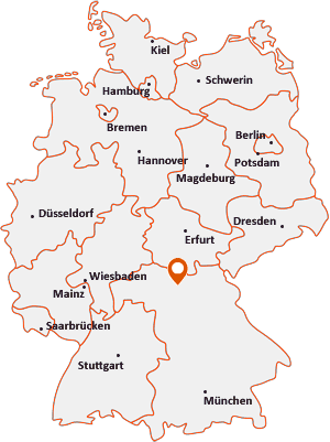 Wo liegt Reckendorf