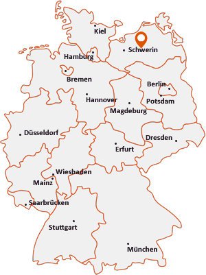 Wo liegt Reimershagen