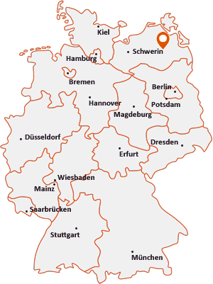 Wo liegt Stavenhagen