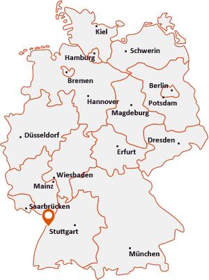 Wo liegt Rheinmünster