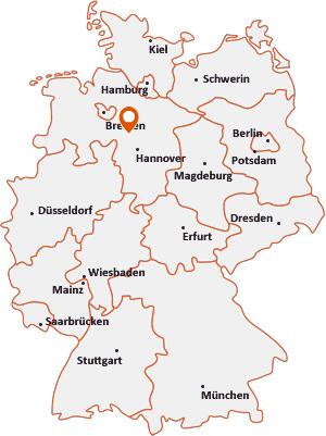 Wo liegt Rodewald