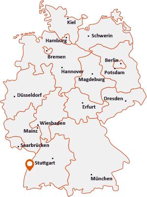 Wo liegt Rust (Baden)