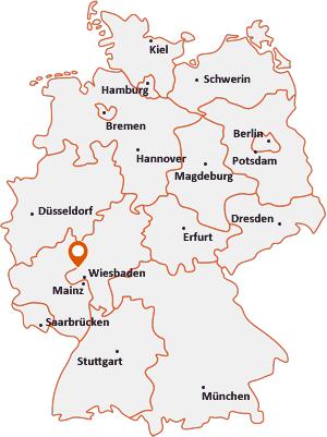 Wo liegt Schiesheim