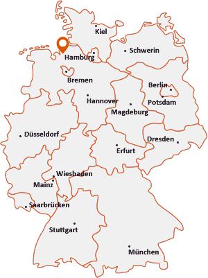 Wo liegt Schiffdorf