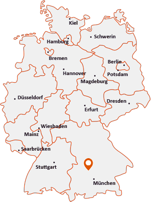 Wo liegt Schiltberg