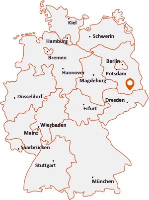 Wo liegt Schipkau