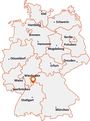 Wo liegt Schneeberg (Unterfranken)