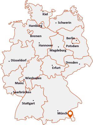 Wo liegt Schneizlreuth