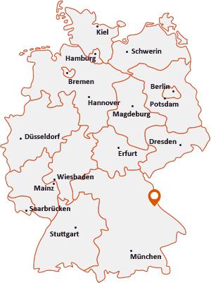Wo liegt Schönthal