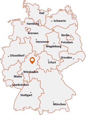 Wo liegt Schwalmtal (Hessen)