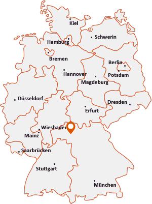 Wo liegt Schwanfeld