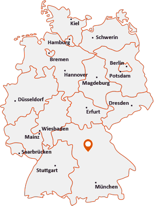 Wo liegt Schwanstetten