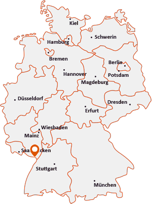 Wo liegt Schweigen-Rechtenbach