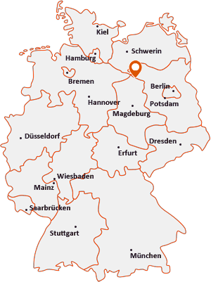 Wo liegt Seehausen (Altmark)